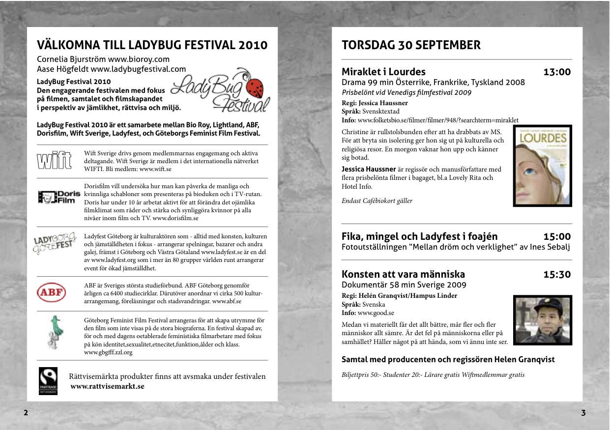 2010 Folder LBF ex första+sista sidan