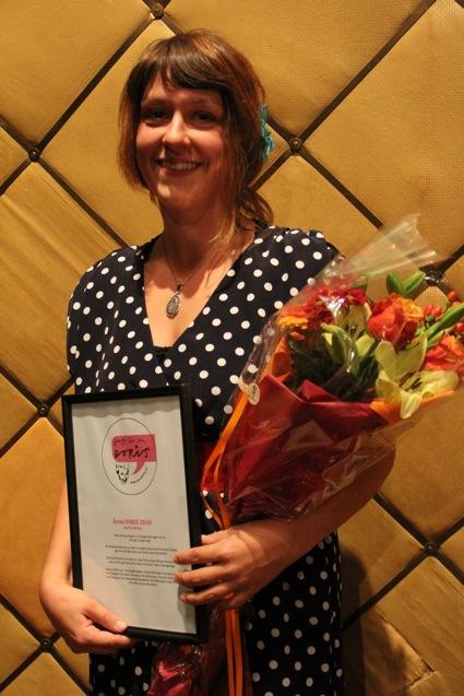 Hanna Sköld Dorispriset2010 väggbakgrund IMG_8282