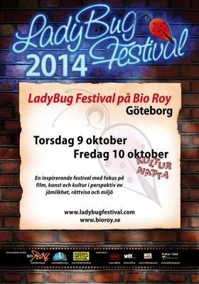 LadybugGöteborg2014